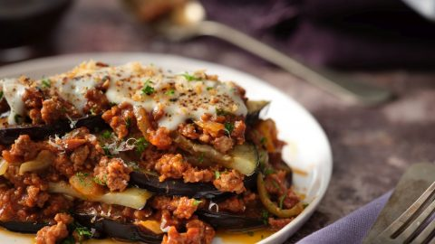 Veal Moussaka