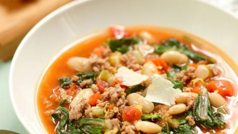 Veal and White Bean Soup