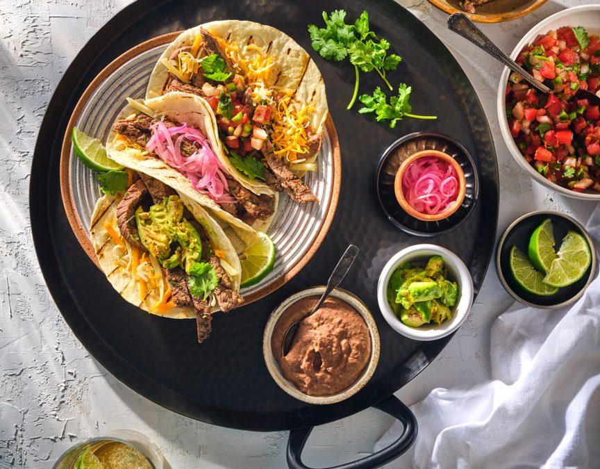 Ontario Veal Street Tacos
