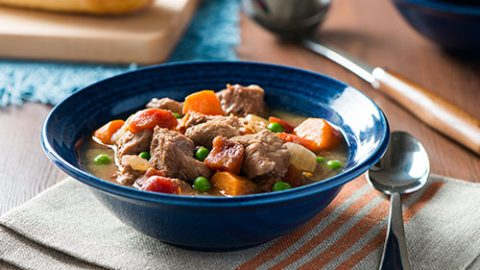 Slow Cooker Veal Stew