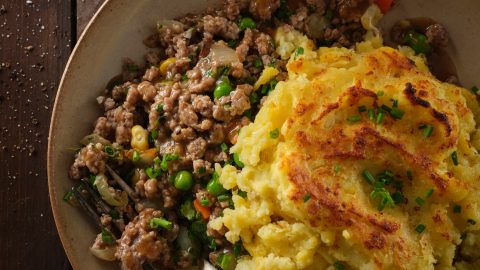 Veal Shepherd's Pie