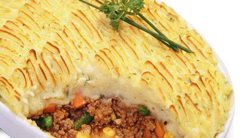 Veal Shepherd's Pie
