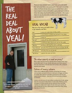 The Real Deal About Veal